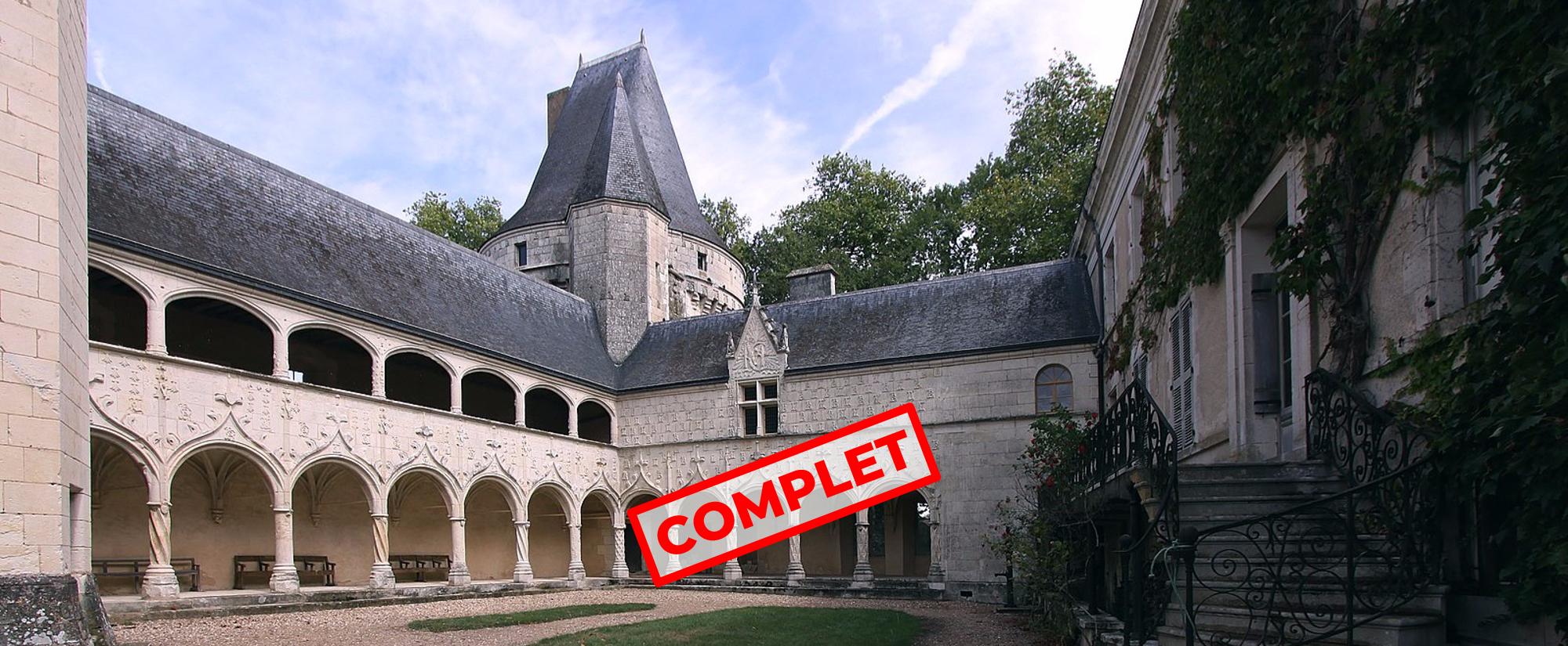 Château d'Argy – Indre