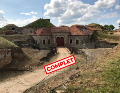 Fort de la pointe de diamant – Haute Marne