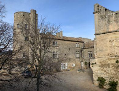 Château de Montpezat – Gard