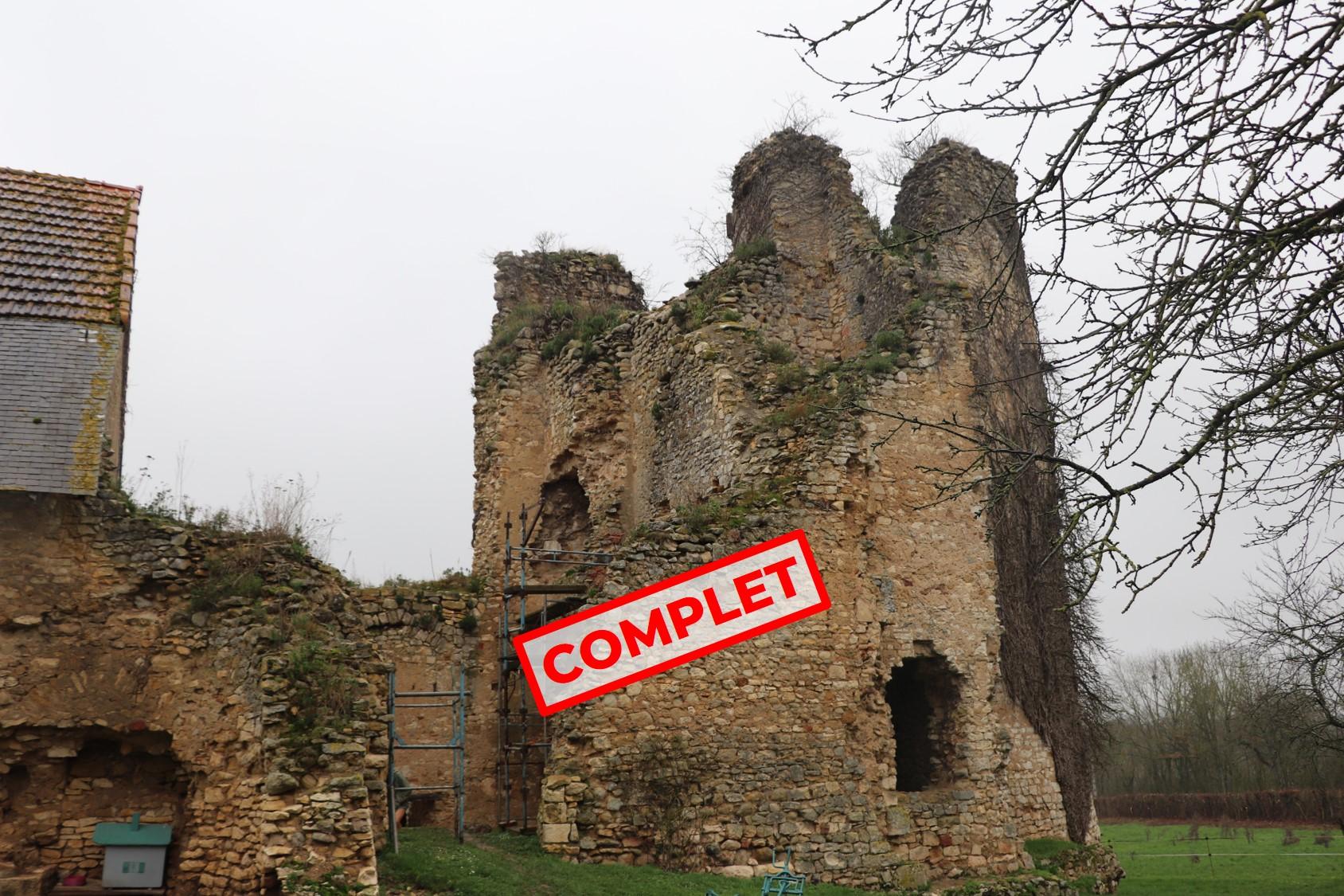Château d'Yvernault – Indre